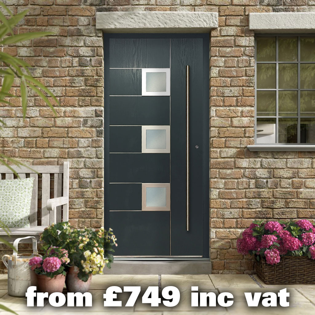 Yale Composite Front Doors: Direct Window Co