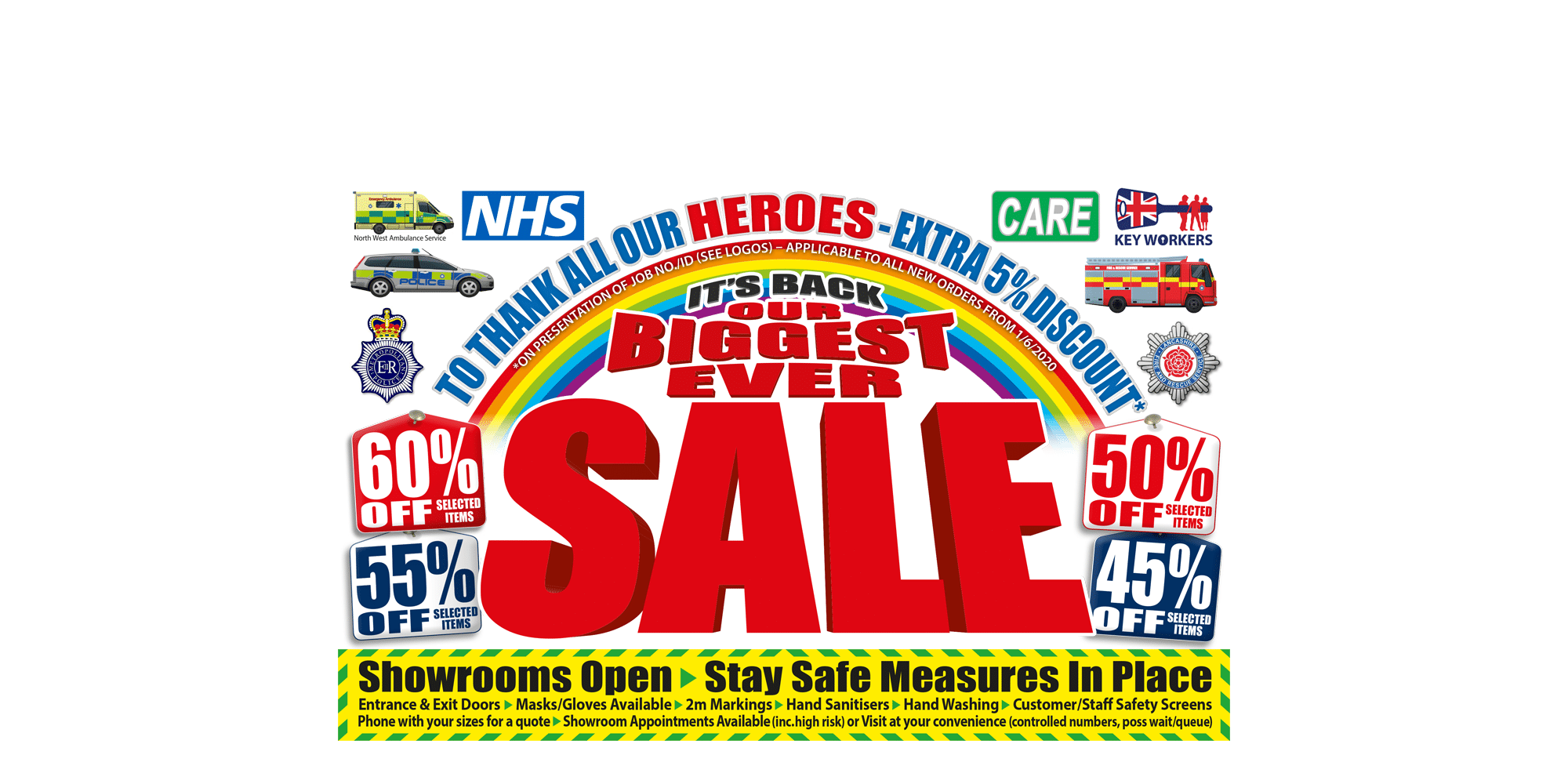 Biggest Ever Sale